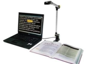 Picture of the Pearl book reader